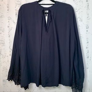 Umgee Flowy Blouse